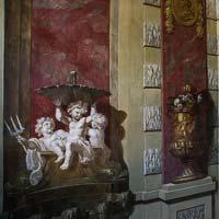 Trappenhuis Slot Zeist. Foto B. Laan.