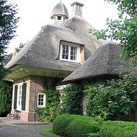 Huis aan de Groot Hertoginnelaan.